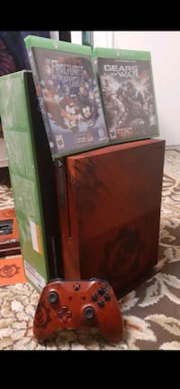 2tb limited edition Gears of War Xbox One