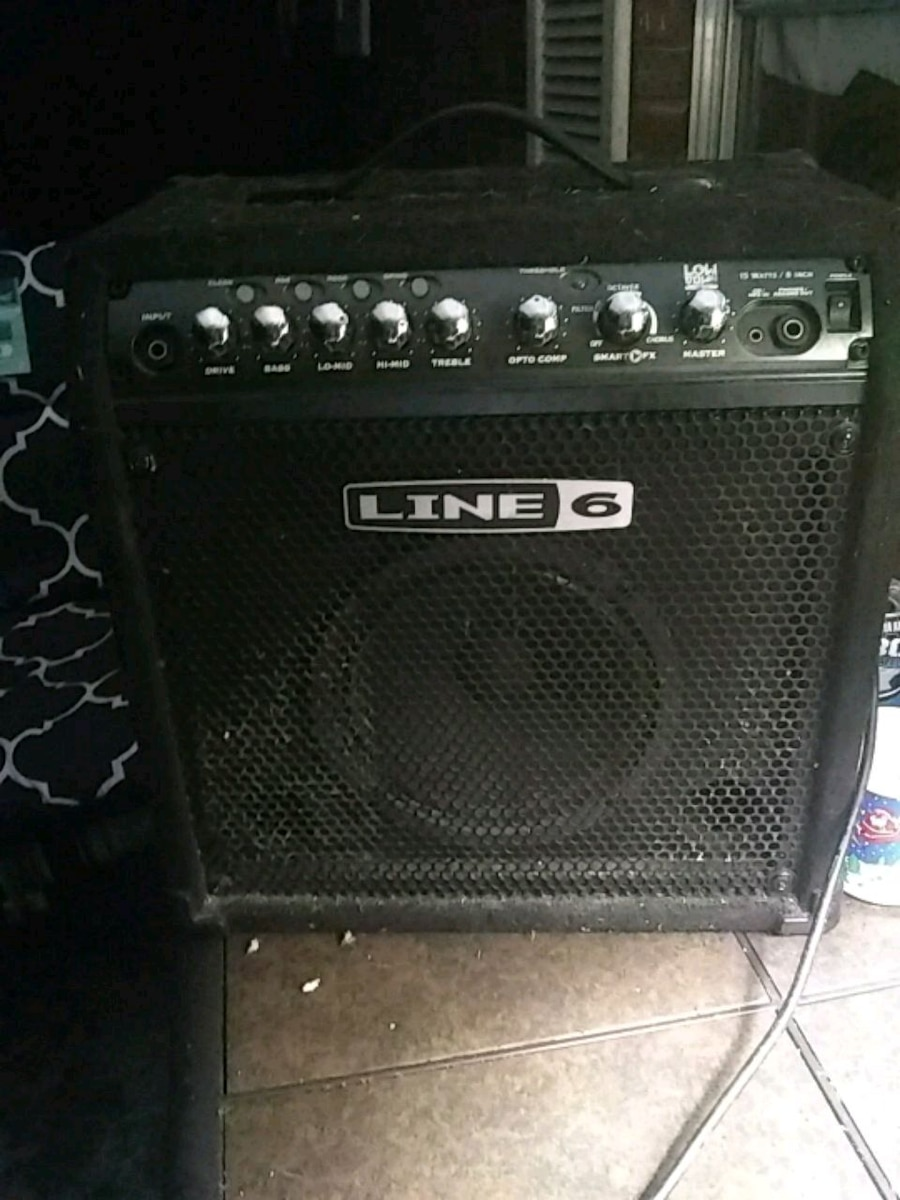 Photo Line 6 Guitar amp Low down $30 firm