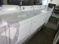 Electric dryers working perfectly starting at $100 and up