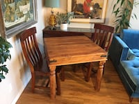 Rosewood Table and Chairs Vancouver, V6B 0P8