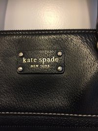 Authentic Black Kate Spade handbag. X-posted. Oakville, L6K 3C7