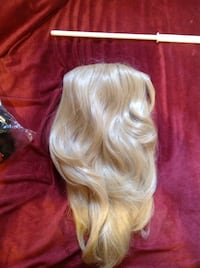 Waist length extensions that you can curl and straighten with no damage to 400 degrees Oxnard, 93035
