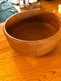 Large Wooden Bowl Frederick