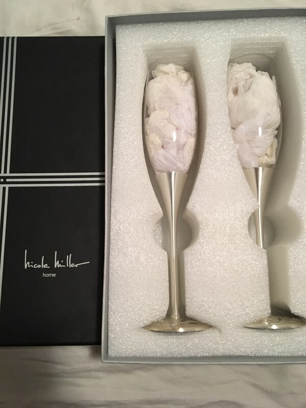Used Nicole Miller Flutes Album Cake Set For Sale In Colonie Letgo