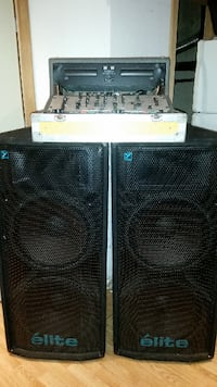 Complete DJ System.  Great Value. Great Price. NORTHYORK