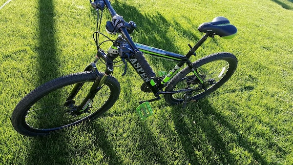 Used 26 Inch Mens Aspen Super Sport Mountain Bike For Sale In