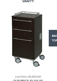 black and gray metal tool cabinet Coral Gables, 33146