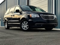 2012 Chrysler Town & Country Wgn Touring*CARFAX *Runs Excellent *Cold AC *186K miles Tulsa