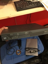 Cisco 861 Router Cambridge, N1T 2J9