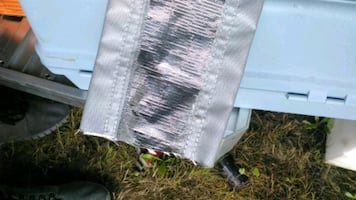 Insulated Liner for wire, pipes, straps....
