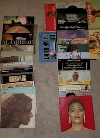 Lot of 45 Vintage Records - 1970's & Earlier -See