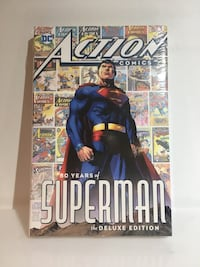 Action Comics Deluxe Edition Mississauga, L5B