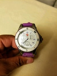 Womans Purple Jelly Bean Watch Laurel, 20707