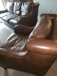 Leather couch / chair Temple Hills, 20748