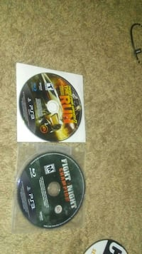 Need for speed..and fight night ps3 Rocky Mount, 27804
