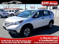 2013 Honda CR-V for sale Las Vegas