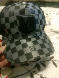 black and gray checkered Louis Vuitton cap London, N6J 1T4