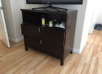 2 drawer tv stand / media chest  Bakersfield, 93312