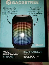 Bluetooth  portable speaker Brampton, L6T 2Z3