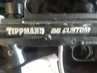 Tippman 98 Custom paintball Gun Wyoming