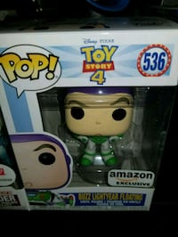Buzz lightyear exclusive funko pop (FIRM PRICE) Toronto, M1L 2T3