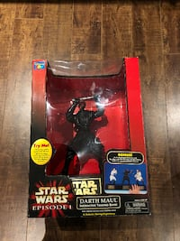 Star wars episode 1 action figure Winnipeg