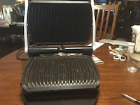 black and gray gas grill Ingersoll, N5C 3J1