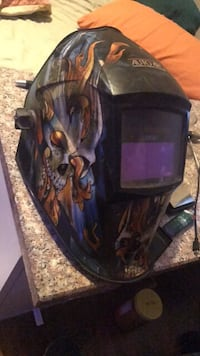Black, brown, and gray welding mask Cape Coral, 33991