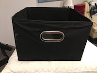 black and gray leather bag Barrie, L4M