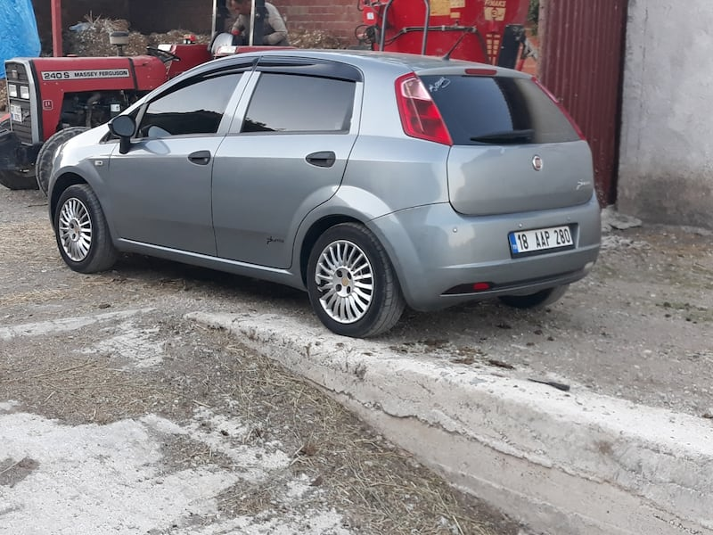 2007 Fiat Grande Punto 1.3 MULTIJET 75 HP ACTIVE DAB ABS AC 5K 2cd21203-a1f3-4eae-a429-80552f279cb9