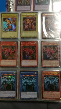 Over 2000 yugioh cards! Perfect for Christmas Lakefield