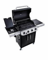 Char-Broil performance 4 Burner Gas Grill Euless