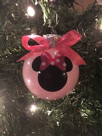 Minnie Mouse Ornament San Antonio, 78228