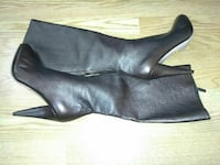 Prada brown leather knee high boots AUTHENTIC Titusville, 32780