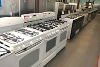 Variety of gas stoves unit 10% off Reisterstown, 21136