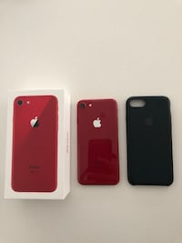 iPhone 8 64 GIG FIDO network special edition RED