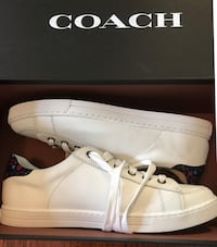 Authentic branch new Coach sneakers Silver Spring, 20904
