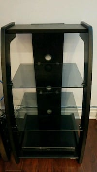 Tv Stands mutilevel with Glass Brossard, J4Z 0G4