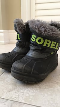Sorel Winter Boots - Size 10 Toddler
