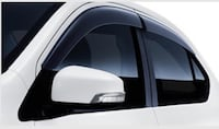 Mitsubishi - Outlander - 2012 side window deflector Ajax