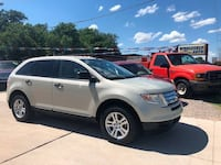 2007 Ford Edge Beige NORMAN, 73072