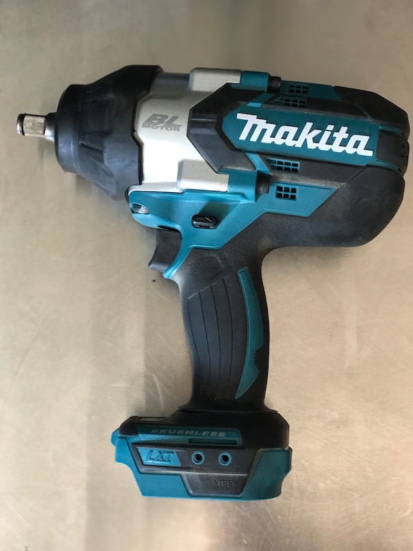 Used Green And Black Makita Cordless Impact Wrench For In Mesa Letgo