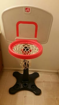 Children basketball hoop