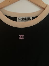 Chanel - Black Knit Top Toronto, M5G 1P4