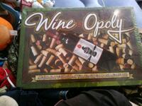 Wine Opoly box Albuquerque