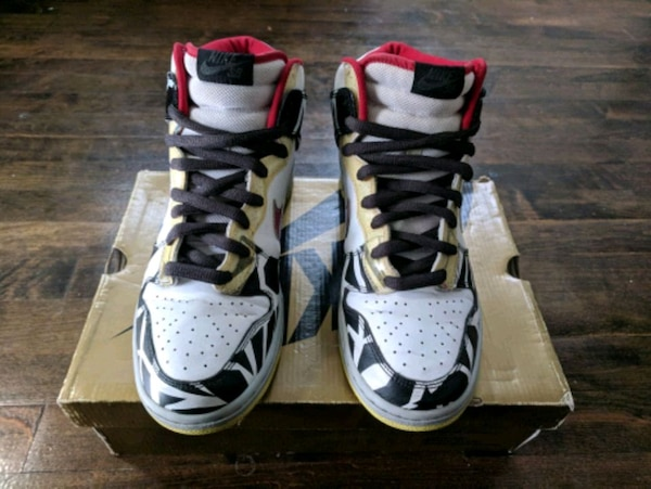 best website dd7ae 04b31 Nike SB Dunk High Thrashin size 9 DEADSTOCK