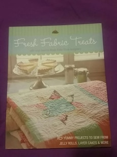 Fresh fabric treat box