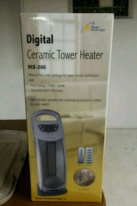 Ceramic tower heater Brand new Roseville, 48066
