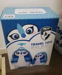 Travel tots Luggage and backpack Mississauga, L5R 3J5