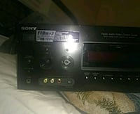 black Sony DVD player with remote Niceville, 32578